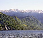 File Photo of Lake in Altai