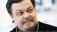 Archpriest Vsevolad Chaplin file photo
