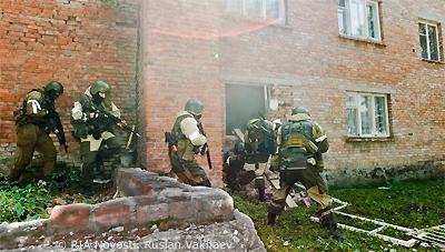 chechnya-military