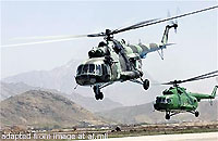 Russian Helicopter file photo