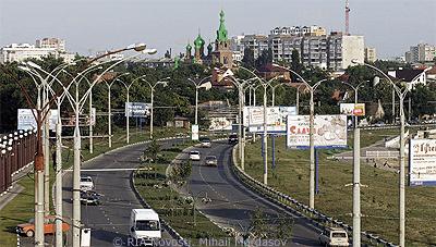 Krasnodar and Road