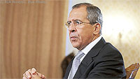 Sergei Lavrov file photo