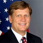 Ambassador Michael McFaul file photo