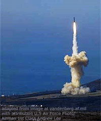 Missile Defense Launch file photo