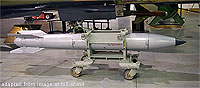 File Photo of Nuclear Weapon, B61 Gravity Bomb