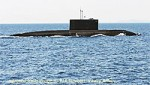 Russian Nuclear Submarine file photo
