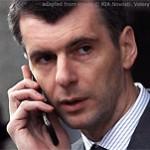 Mikhail Prokohrov file photo
