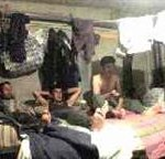 File Photo of Migrant Workers Sleeping Quarters