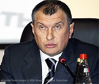 Igor Sechin file photo