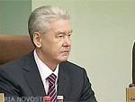 Sergei Sobyanin file photo