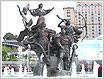 Monument in Ukraine