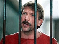 File Photo of Viktor Bout Behind Bars
