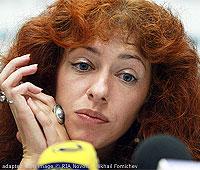 Tatyana Lokshina file photo