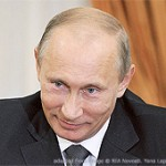 Vladimir Putin file photo