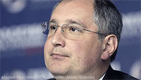 Dmitry Rogozin file photo