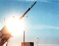 Patriot Missile Launch file photo