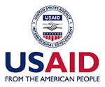 USAID Logo with Caption USAID From the American People