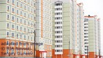 File Photo of Moscow Apartment Building