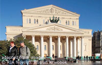 Bolshoi Theater file photo