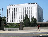 Russian Embassy in Washington, D.C., file photo