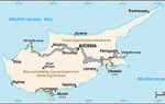 Cyprus Map