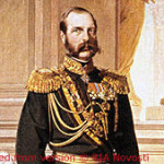 File Image of Czar Alexander II