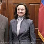 Elvira Nabiullina file photo