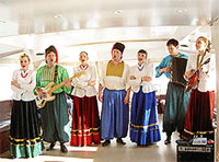 Russian Folk Singers file photo