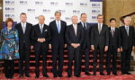 G8 Foreign Ministers Group File Photo