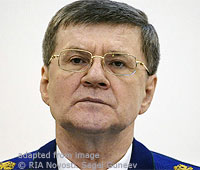 Yury Chaika file photo