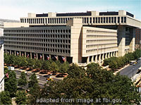 FBI Headquarters Building file photo