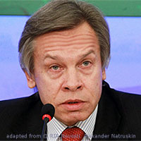 Alexei Pushkov file photo