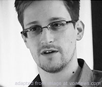 Edward Snowden file photo