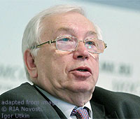 Vladimir Lukin file photo