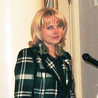 Tatiana Golikova file photo
