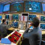 Mssile Defense Control Room