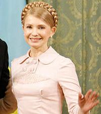 Yulia Tymoshenko file photo