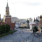Kremlin and Saint Basil's File Photo