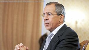 Sergei Lavrov file photo