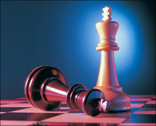 Chess Pieces File Photo