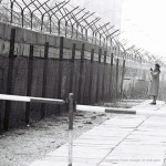 Berlin Wall, Fencing, Barbed Wire, Women