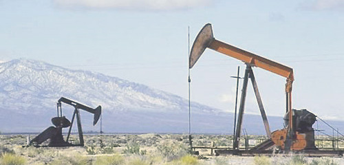 Oil Wells File Photo