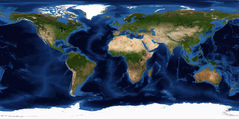 ASN ANNUAL WORLD CONVENTION PROGRAM Johnsons Russia List - World map online satellite 2015
