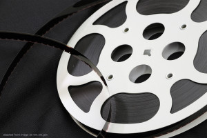 File Photo of Reel of Film