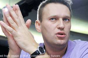 Alexei Navalny file photo