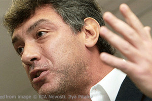 Boris Nemtsov file photo