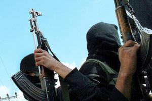 Chechen Militants file photo