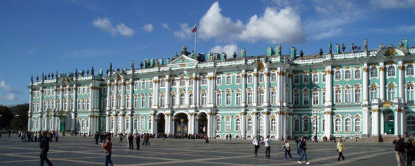 File Photo of Hermitage Art Museum