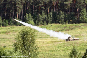 Igla Missile Test Firing file photo