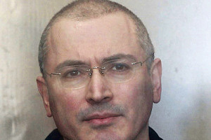 Mikhail Khodorkovsky file photo